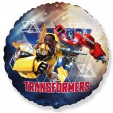 "18"" Transformers Friends Balloon"